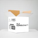BOX 6 PZ. KOMBUCHA ALLA ROSA